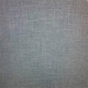 Vision Gunmetal Linen Look Solid Drapery Fabric