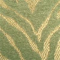 Serengeti Foam Green Animal Print Upholstery Fabric
