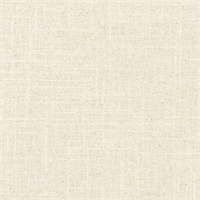 Old Country Linen Rice Ivory Solid Linen Blend Drapery Fabric by Swavelle Mill
