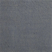 EZ Twill Solid Blue Cotton Drapery Fabric by Swavelle Mill