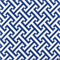 Cross Section Blue Bonnett Greek Key Drapery Fabric Order a Swatch