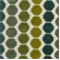 Beekeeper Everglades Green Cut Chenille Honeycomb Design Upholstery Fabric Order a Swatch