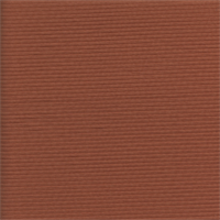 Twang Ribbed Clay Brown Drapery Fabric
