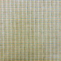 Chanel Sherbert Multi Blue Basketweave Upholstery Fabric