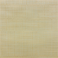 Dapper Crystal Gold Basketweave Look Drapery Fabric by Waverly