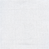 Lama White Cotton Drapery Fabric