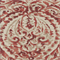 Lido Salmon Pink Floral Cotton Drapery Fabric Order a Swatch