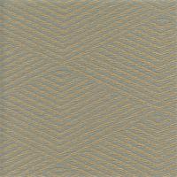 Ladypinth Azure Blue Woven Geometric Upholstery Fabric