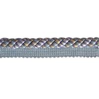 Winnie Blue Diamond Lip Cord Trim