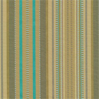 Lois Stripe Grasshopper Green Drapery Fabric by P kaufmann