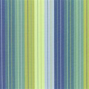 Seville Seaside Blue 5608-0000 Stripe Outdoor Fabric by Sunbrella