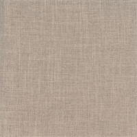 Vision Concrete Gray Tan Linen Look Drapery Fabric