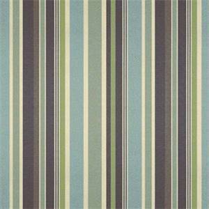 Brannon Whisper Blue 5621-0000 Stripe Outdoor Fabric by Sunbrella