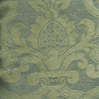 Upholstery Jacquard Seafoam Green Contemporary Upholstery Fabric