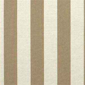 Maxim Heather Beige Tan 5674-0000 Stripe Outdoor Fabric by Sunbrella