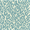 Anansi Paramount Bay Breeze Blue Cotton Animal Print Drapery Fabric by Swavelle Mill Order a Swatch