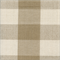 Reagan Check Linen Tan Check Drapery Fabric Order a Swatch