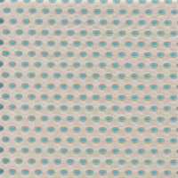 Lumiere Bermuda Blue Dot Drapery Fabric by Duralee Order a Swatch