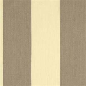 Regency Sand Tan 5695-0000 Stripe Outdoor Fabric by Sunbrella