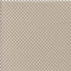 Rene Silver Faux Silk Diamond Design Drapery Fabric Order a Swatch