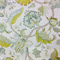 Finders Keepers Peacock Blue Cotton Floral Drapery Fabric Order a Swatch