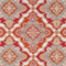 ODL Zoie Tangerine Orange Indoor Outdoor Fabric by P Kaufmann Order a Swatch