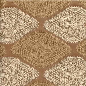Maximum Ivory Gold Chenille Upholstery Fabric Swatch