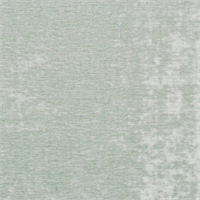 Suna Seaspray Green Chenille Upholstery Fabric by P Kaufmann Swatch