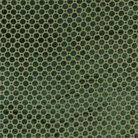 Velvet Geo Turquoise by Robert Allen Upholstery Fabric Swatch