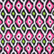 Adrian Candy Pink/Chartreuse Green Drapery Fabric by Premier Prints