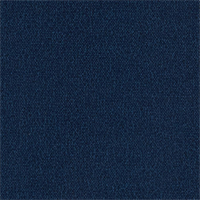 Dyed Solid Oxford Blue Indoor Outdoor Fabric by Premier Prints