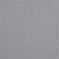 Dyed Solid Light Grey Indoor Outdoor Fabric by PRemier Prints Swatch