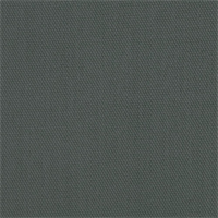 Dyed Solid Grey Indoor Outdoor Upholstery Fabric by Premier Prints