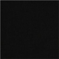 Dyed Solid Black Indoor Outdoor Fabric by Premier Prints Swatch