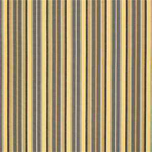 Foster Metallic Grey 56051-0000 Stripe Outdoor Fabric by Sunbrella