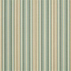 Gavin Mist Green 56052-0000 Stripe Outdoor Fabric by Sunbrella