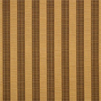 Calvert Oak Brown 56074-0000 Stripe Outdoor Fabric by Sunbrella