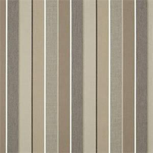Milano Char Grey 56079-0000 Stripe Outdoor Fabric by Sunbrella