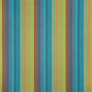 Astoria Lagoon Blue 56096-0000 Stripe Outdoor Fabric by Sunbrella