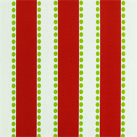 *3 YD PC--Lulu Lipstick/Chartreuse by Premier Prints - Drapery Fabric