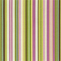 Beach Umbrella Groovy Grape Stripe Drapery Fabric  3.5 yd piece