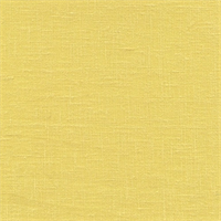 Aiken Lemon Solid Linen Look Drapery Fabric 5.75 yd piece