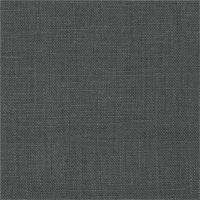 Linen Charcoal Gray Drapery Fabric  3.125 yd Piece