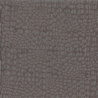 Sakai Puckered Smoke Gray Drapery Fabric Swatch