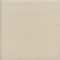 Mika Ecru Beige Slight Ribbed Drapery Fabric Swatch