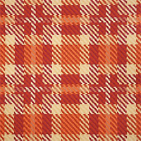 Pinnacle Fiesta Orange 45890-0001 Contemporary Outdoor Fabric by Sunbrella
