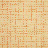 Bellamy Tangello Orange 45913-0003 Contemporary Outdoor Fabric by Sunbrella