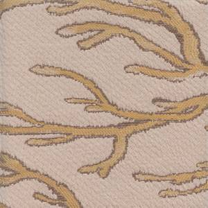 M9408 Coral Reef Sandstone Woven Upholstery Fabric by Barrow Merrimac