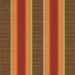 Dimone Sequoia Brown 8031-0000 Stripe Outdoor Fabric by Sunbrella
