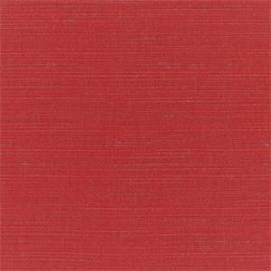 Dupione Crimson Red 8051-0000 Textured Solid Outdoor Fabric by Sunbrella